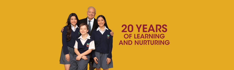 Reedley International School Manila: 20 Years of Learning and Nurturing