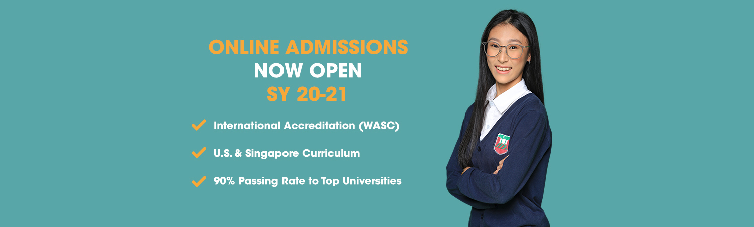 Reedley International School Manila: Online Admissions Now Open School Year 20-21