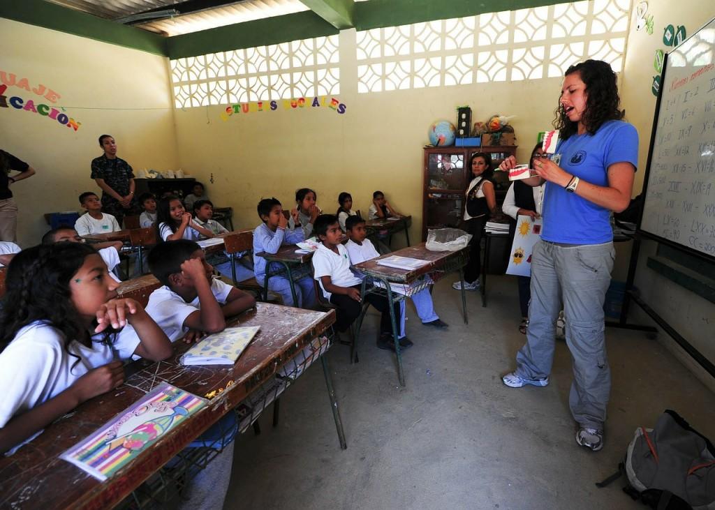 Teacher 1 - Becoming a Teacher