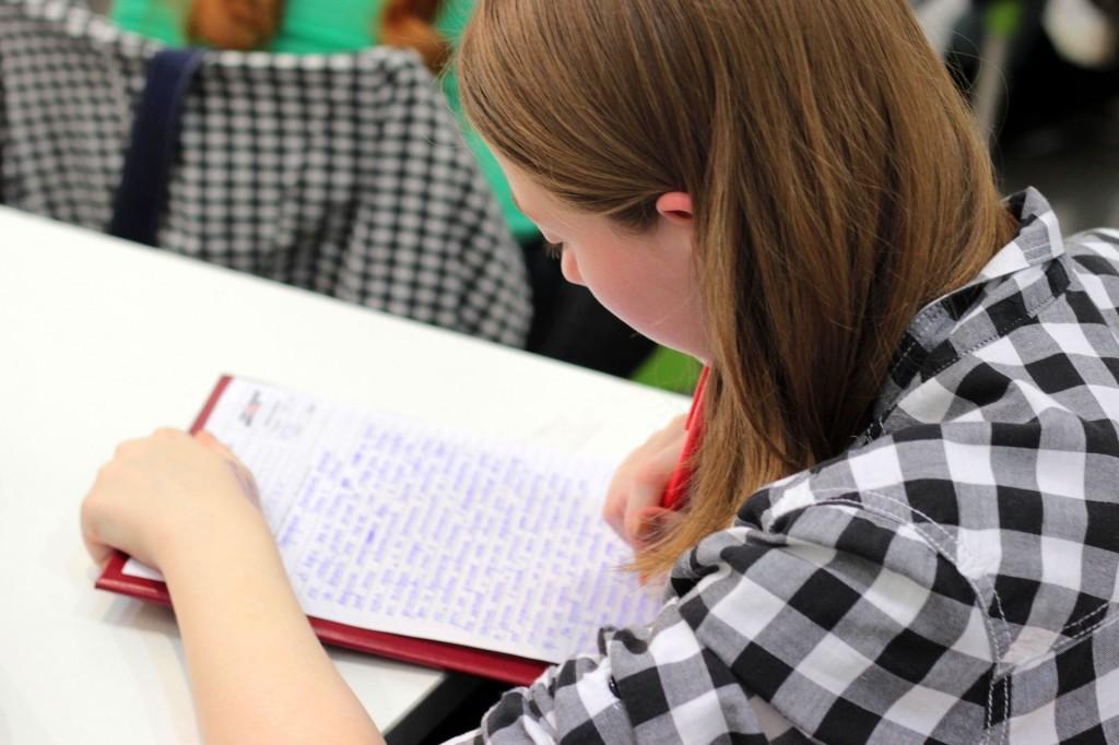 learning in an international school