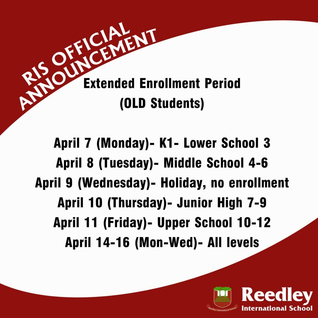 Extended-Enrollment-Period