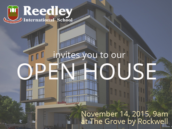 open house at the grove
