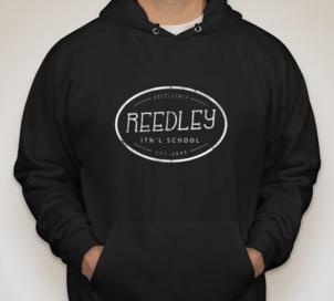 reedley black hoodie