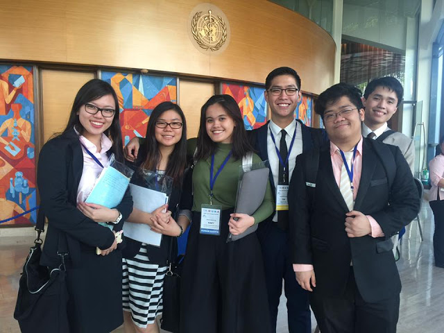 19th Annual Model United Nations Assembly