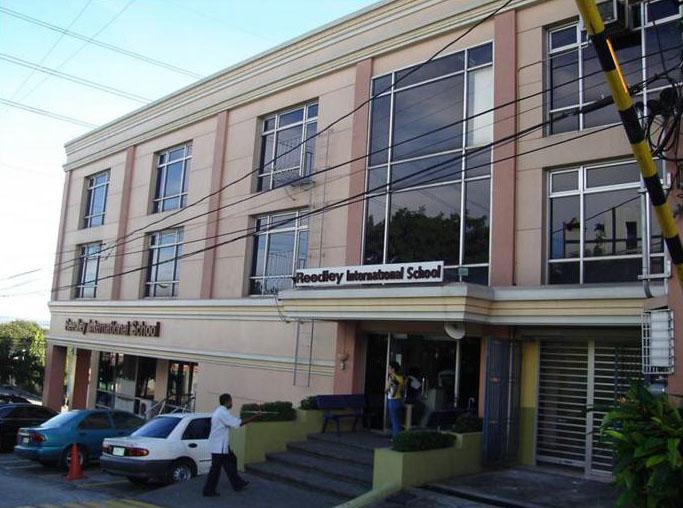 Old Reedley School