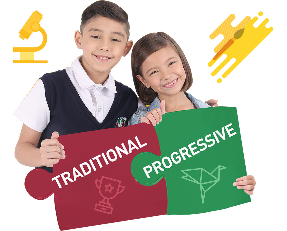traditional or progressive