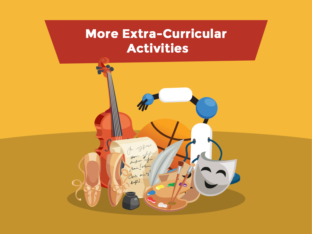 More Extra-Curricular Activities