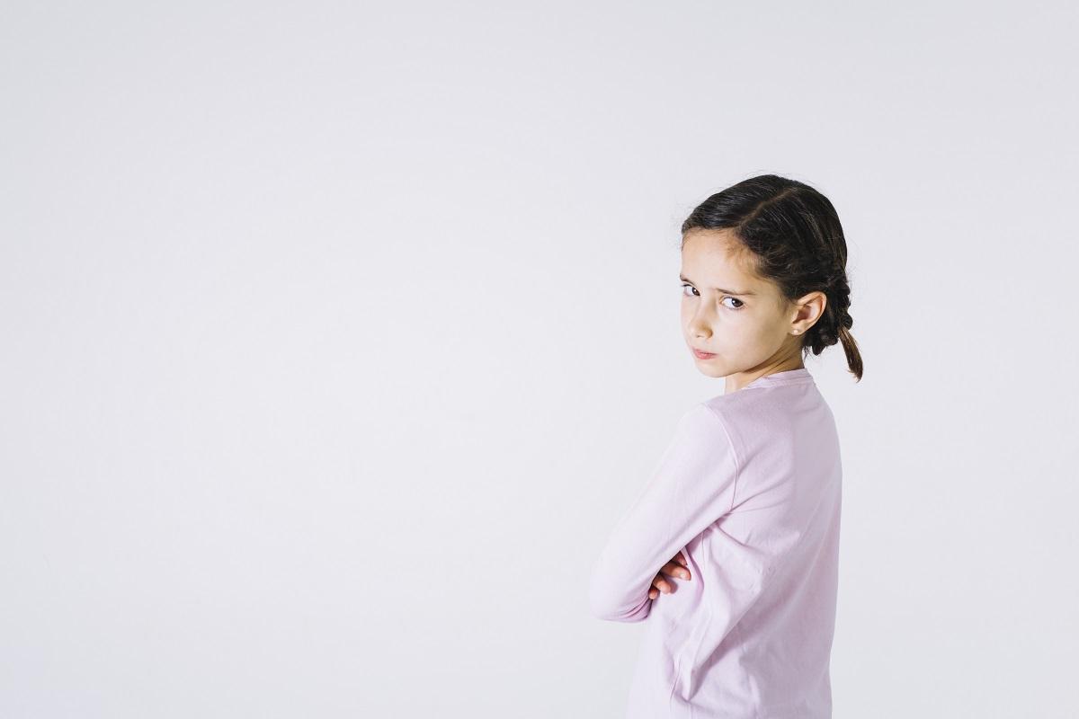 displeased-girl-looking-camera